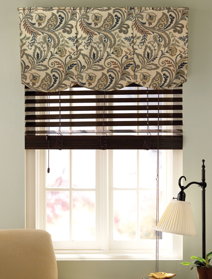 Whimsy Board Mounted Valance